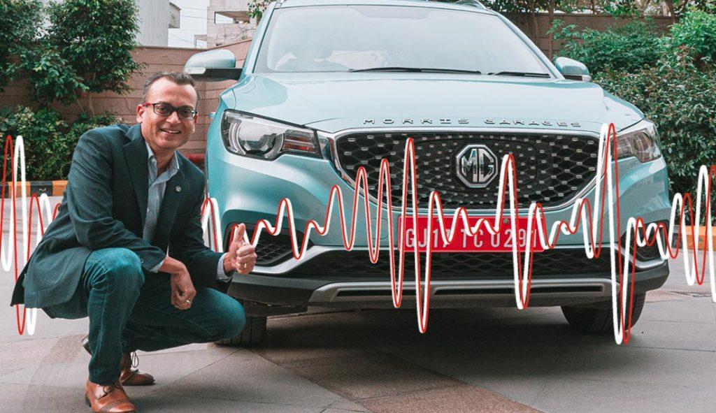 E11 | Electrifying an automotive icon | MG Motors India