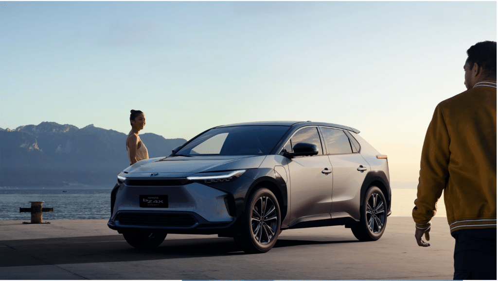 Toyota to invest $13.5B to develop EV battery tech by 2030.