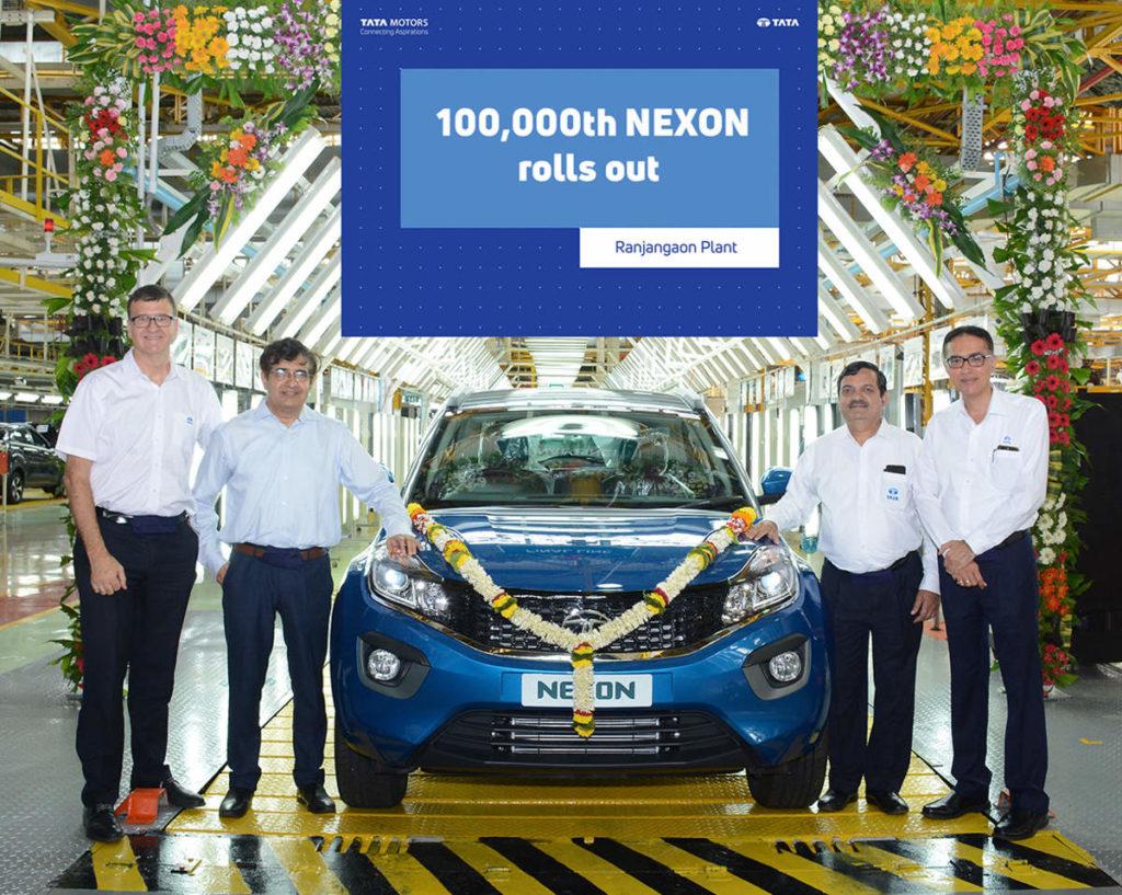 Tata Motors Celebrates its 10,000th Electric Vehicle Customer.